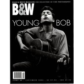 Black And White Magazine N�45 : John Cohen's Photographs Of Young Bob Dylan