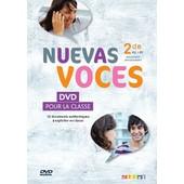 Espagnol 2e A2-B1 Nuevas Voces - Pour La Classe (1dvd) de Jos� Inzaurralde