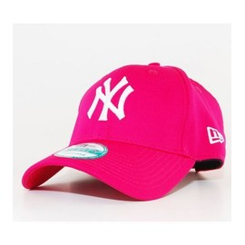 Casquette Femme New Era 940 Ny Yankees Rose League 9forty