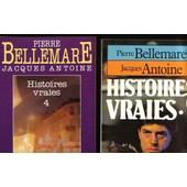 Histoires Vraies Tomes 4 & 5 & Suspens Tome 1 Pierre Bellemare 3 Volumes Poches R�cents : - Broch�s, Imprim�s En France Par Brodard & Taupin En 1994;1990;1984 - 251;251 & 219pp