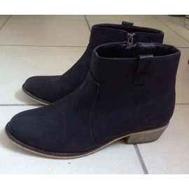 Bottines G�mo 39 Noir