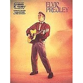 Elvis Preslay Recorded versions Notes & Tab