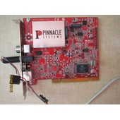 TUNER PCI PINACLE SYSTEMS