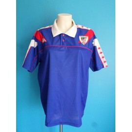 Maillot Football Vintage Athletico Club Bilbao Taille: Xl +++ Tbe