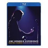 Jimi Hendrix Experience : Electric Church (Talanta Pop Festival, July 4, 1970) - Blu-Ray
