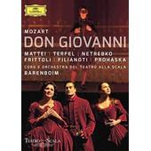 Anna Netrebko : Don Giovanni de Robert Carsen
