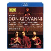 Anna Netrebko : Don Giovanni - Blu-Ray de Robert Carsen