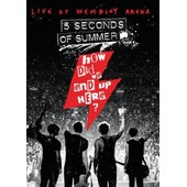 5 Seconds Of Summer : How Did We End Up Here? Live At Wembley Arena de David Soutar