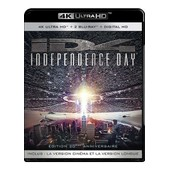 Independence Day - 4k Ultra Hd + 2 Blu-Ray + Digital Hd de Roland Emmerich