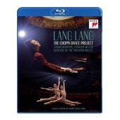 Lang Lang : The Chopin Dance Concert - Blu-Ray de Olivier Simonnet