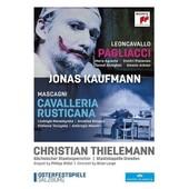 Jonas Kaufmann : Cavallera Rusticana + Pagliacci de Brian Large