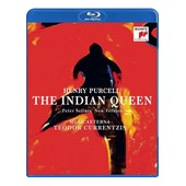 Henry Purcell : The Indian Queen - Blu-Ray de Peter Sellers