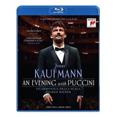 Jonas Kaufmann : An Evening With Puccini - Blu-Ray de Brian Large