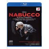 Pacido Domongo : Nabucco - Blu-Ray de Olivier Simonnet