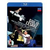 Cecilia Bartoli : Giulio Cesare - Blu-Ray de Moshe Leiser