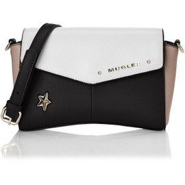 Sac Bandouliere Thierry Mugler Angie 3 /Taupe/