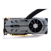 Carte graphique Inno3D iChill GeForce GTX 980 Ti 6GB Black Series 6144 Mo DVI/HDMI/Tri DisplayPort - PCI Express (NVIDIA)