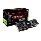 Carte graphique Inno3D iChill GeForce GTX 980 Ti X3 Air Boss Ultra 6GB 6144 Mo DVI/HDMI/Tri DisplayPort - PCI Express (NVIDIA)