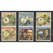 Australie-S�rie Compl�te,6 Timbres Neufs**,