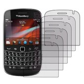 Blackberry Bold Touch 9900/ Dakota/ Magnum/ Bold Touch 9930/ Montana: Lot / Pack De 6x Films De Protection D'�cran Clear Transparent