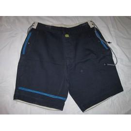Short Imperial Original Taille L Bleu Homme