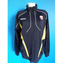 Maillot Veste Fotball Vintage Rc Lens 2010-2011 Taille: L