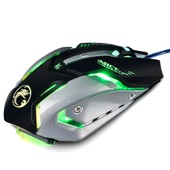 Souris Gamer Gaming Optique Souris Filaire Gaming pour PC et MAC USB LED Optique Gaming Mouse Xagoo�