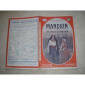 Mandrin. Tome 1 : Les Noces De Mandrin. Cin�ma-Biblioth�que. N� 68