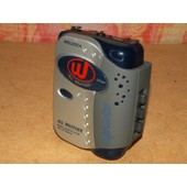 Baladeur Radio Cassette Tous Temps Welltech 20757