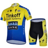 Maillot De Cyclisme Manches Courtes + Cuissard V�lo Homme