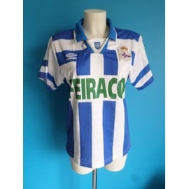 Maillot Football Vintage La Corogne Taille: S +++ Tbe