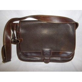 Besace Lancel Polo Cup Cuir Grain Marron �tat Neuf Sac � Main Anse Gibeci�re Bobo Chic Luxe