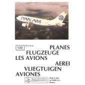 Lot De 3 �tiquettes Panini Aviation