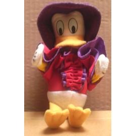 Peluche / Figurine: Donald Duck - Disneyland Paris / Mcdonald's / Happy Meal