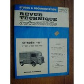 Revue Technique Auto Citroen