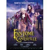 Le Fantome De Canterville - Yann Samuell - Audrey Fleurot - Michael Youn - Michele Laroque - Lionnel Astier - Affiche De Cin�ma Pli�e 120x160 Cm
