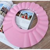 Shampooing Coffre-Fort Douche Bain Bain Protection Souple Chapeau Pour B�b� Enfants Enfants