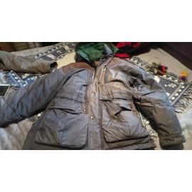 Blouson Ski Brambilla Authentic Sportswear Coton 50 Gris