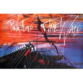 Poster Pink Floyd The Wall Hammers Plastifi�