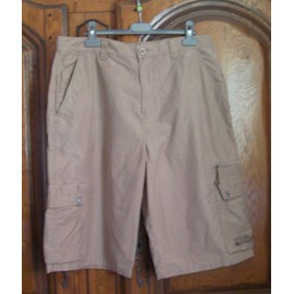 Short Marron Quiksilver - Taille 42 (M/L)