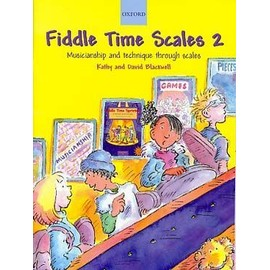 Fiddle Time scales 2 Ancienne Edition