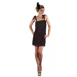 D�guisement Charleston Femme , Taille Small