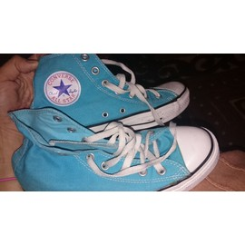 Baskets Converse Turquoise 39