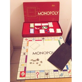 Monopoly Hasard Parcours