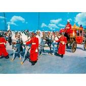C.Postale : Maroc - Rabat - Le Carosse Royal De Parade