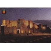 C.Postale : Maroc - Ouarzazate - La Kasbah