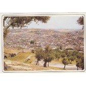 C.Postale : Maroc - Fes - Vue G�n�rale (1989)