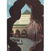 C.Postale : Maroc - Rabat - Mausol�e Mohammed V, Regard Sur La Grande Cour De La Mosquee (1982)