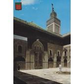 C.Postale : Maroc - Fes - Mosqu�e Bouhanania