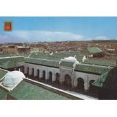 C.Postale : Maroc - Fes - Mosqu�e La Karaouyine Et M�dina